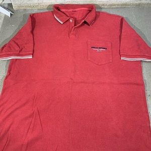 Vintage Polo Sport Ralph Lauren Red shade polo